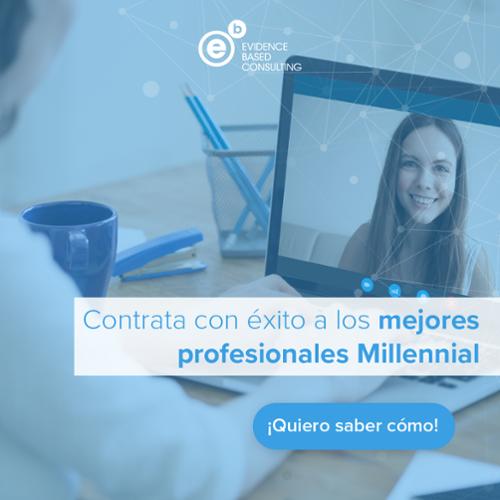Usa esta guía gratuita para contratar y retener colaboradores Millennial