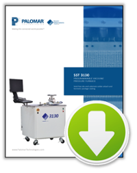 SST, Vacuum pressure system, vacuum pressure furnace, model 3130