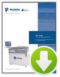Model 5100 acuum pressure furnace, SST Microelectronics