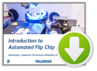 Royce Instruments, flip chip assembly, die sorting