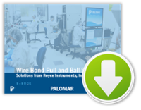 Wire Bond Pull & Ball Shear Testing eBook