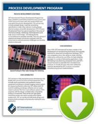 SST Vacuum Reflow Systems, process development