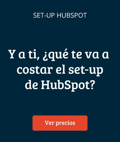 Set-up HubSpot