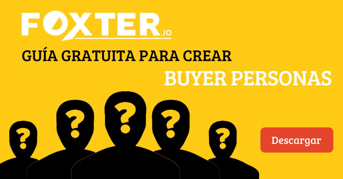 CTA Guía Buyer Persona