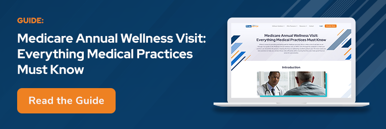 Medicare Annual Wellness Visit