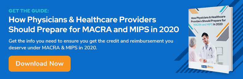 Prepare for MACRA and MIPS in 2020