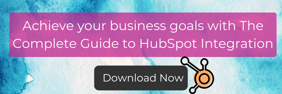 Download The Complete Guide to HubSpot Integration