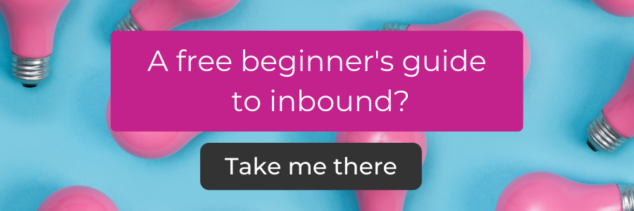 Read our free beginner's guide to inbound