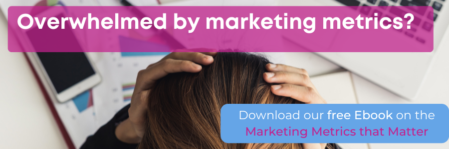 Download our Free Ebook on Marketing Metrics that Matter