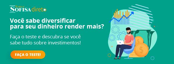 Faça o teste e descubra se você sabe tudo sobre investimentos!