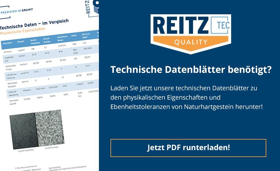 Jetzt technische Datenblätter herunterladen!