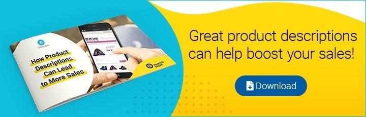 Product Description Whitepaper