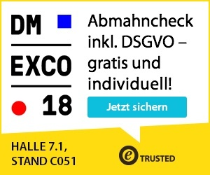 Abmahncheck DMEXCO