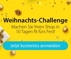 Weihnachts-Challenge
