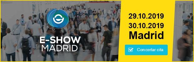 eShow Madrid 2019