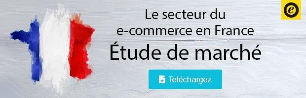 étude de marché e-commerce en France