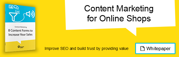 content marketing for online shops free whitepaper