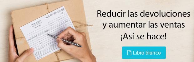Libro blanco reducir devoluciones