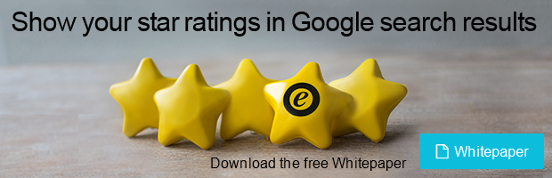 Show star ratings in Google organic search results