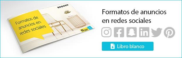 Formatos publicitarios para redes sociales