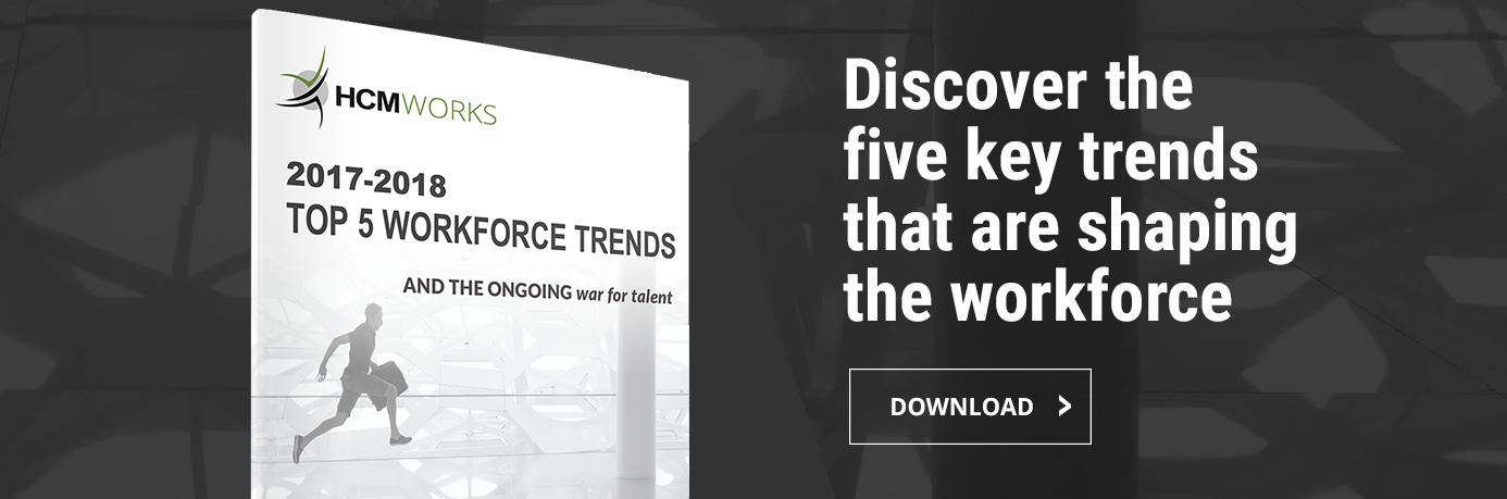 Top Workforce Trends