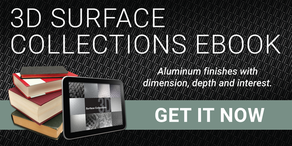 Aluminum 3D Surface Collection eBook