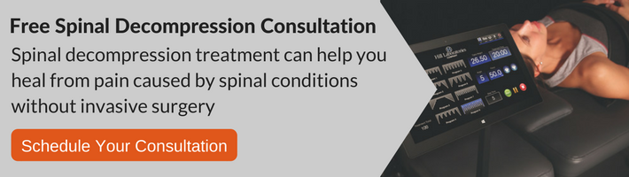 Free Spinal Decompression Consultation