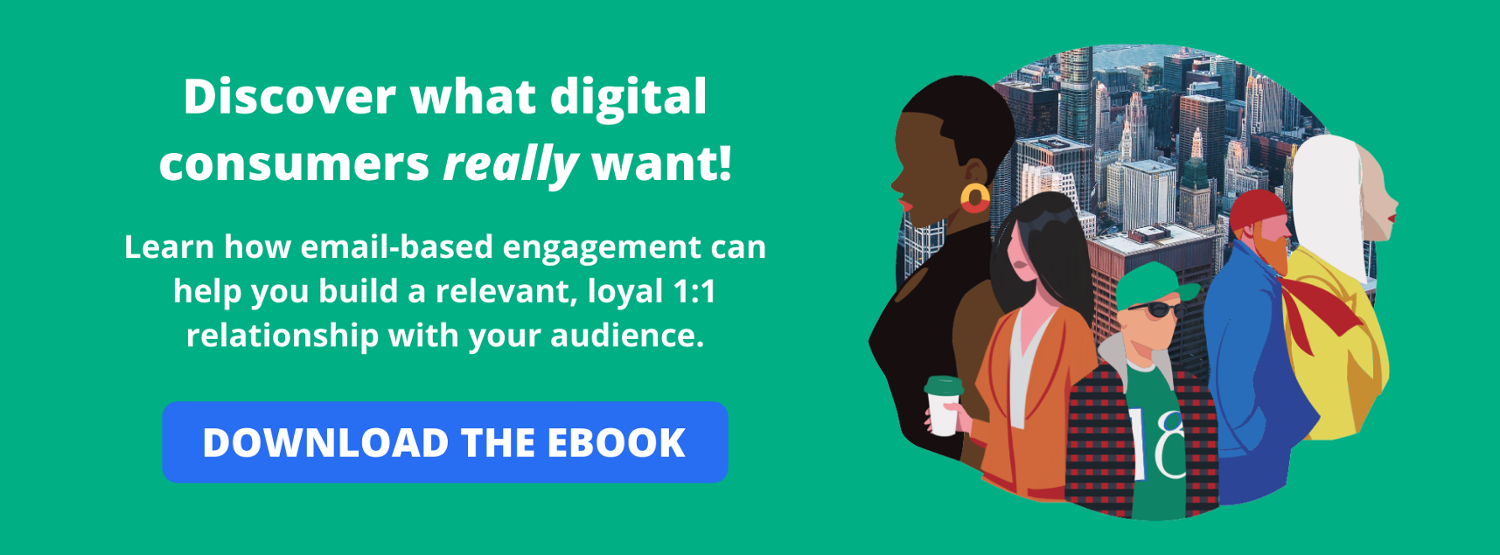 audience engagement misconceptions ebook