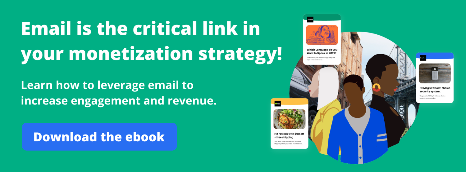 Email Monetization eBook