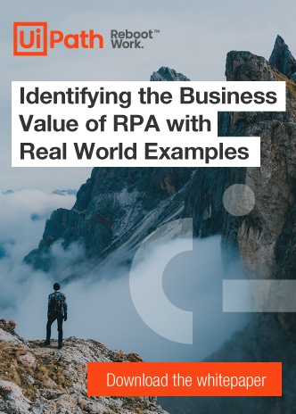 Business value of RPA Automation in Banking