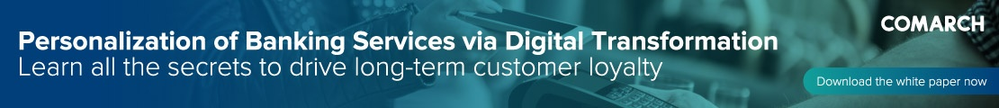 Personalisation of Banking Services via Digital Transformation