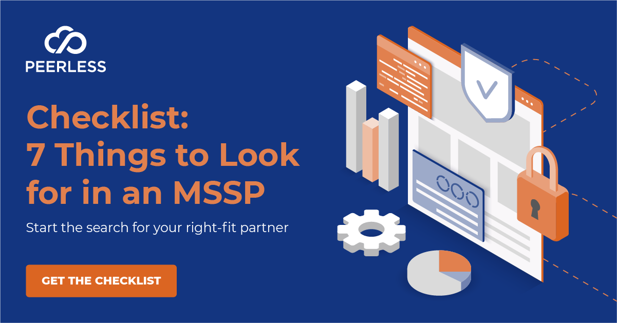 Click here to download the MSSP Checklist