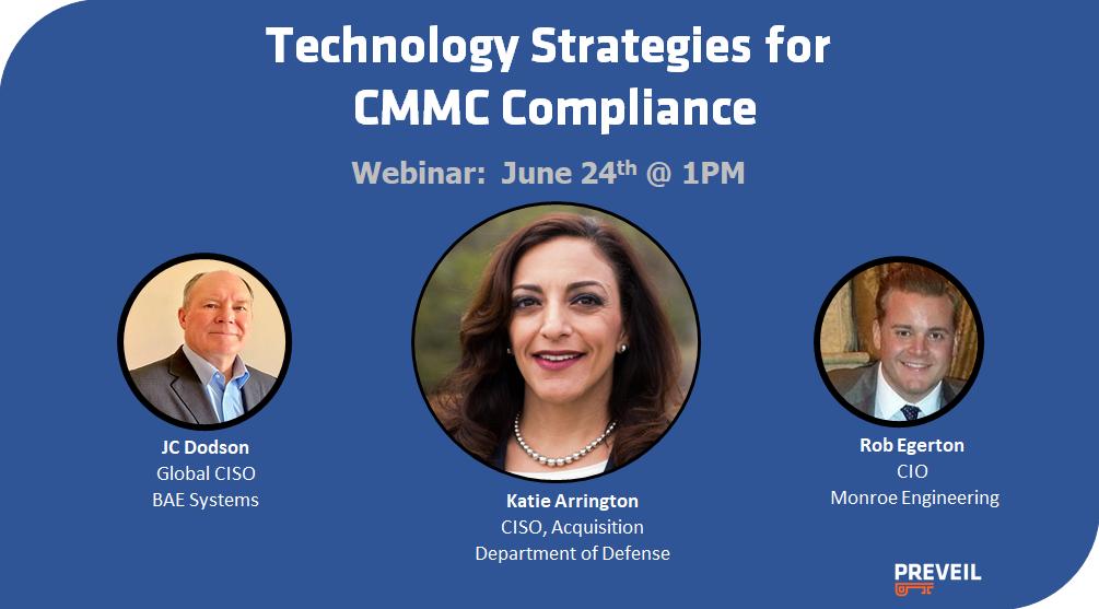 Technology Strategies for CMMC Compliance