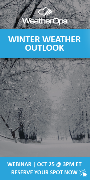 Winter Weather Outlook Webinar 2018