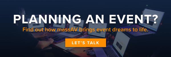 massAV event planning
