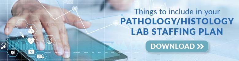 Lab Staffing Plan