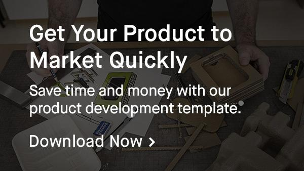 Get Your Product to Market Quickly: Save time and money with our product development template. Download Now