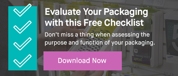Evaluate Your Product's Packaging with this Free Checklist