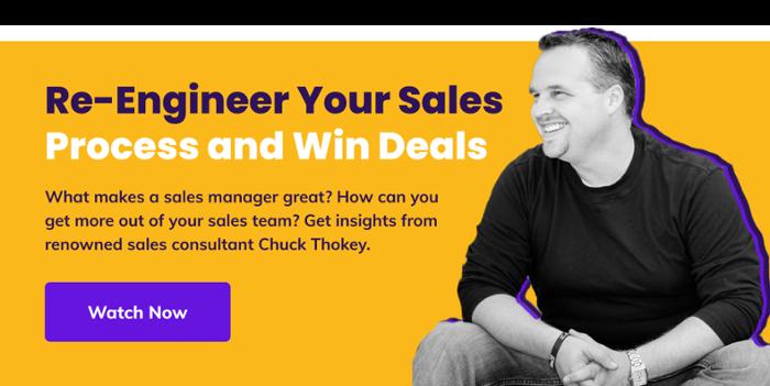 Re-Engineer Your Sales Process & Win Deals: Watch Now