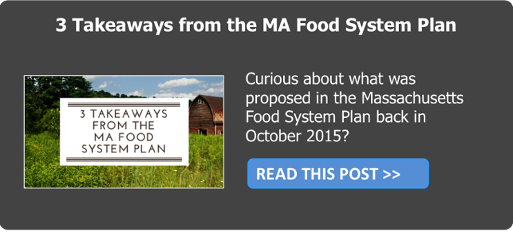 3 Takeaways from the Massachusetts Food System Plan