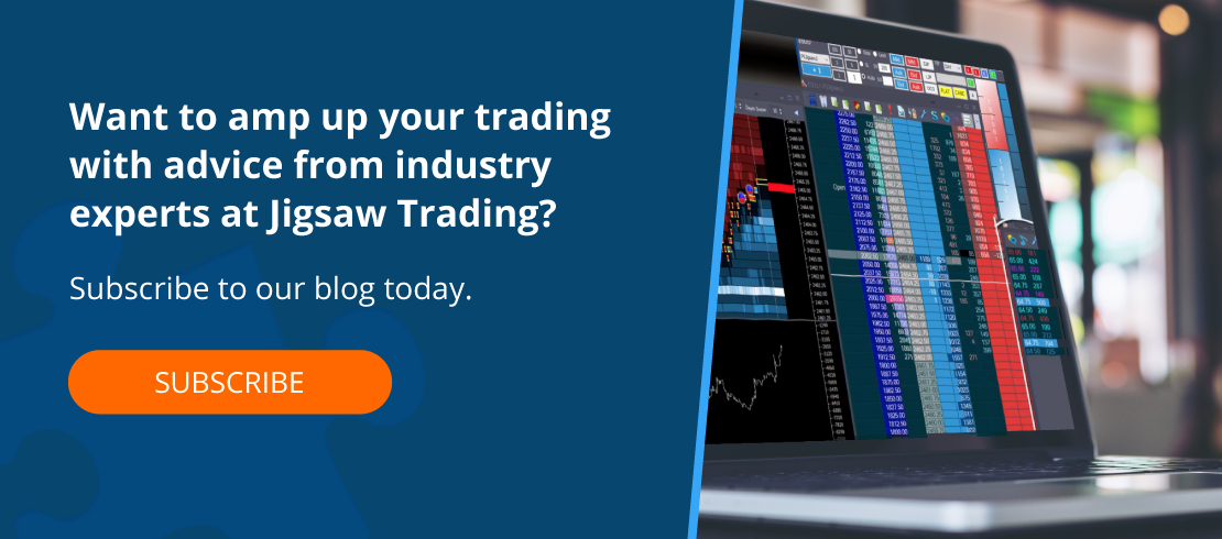 Subscribe to the Jigsaw Trading Blog