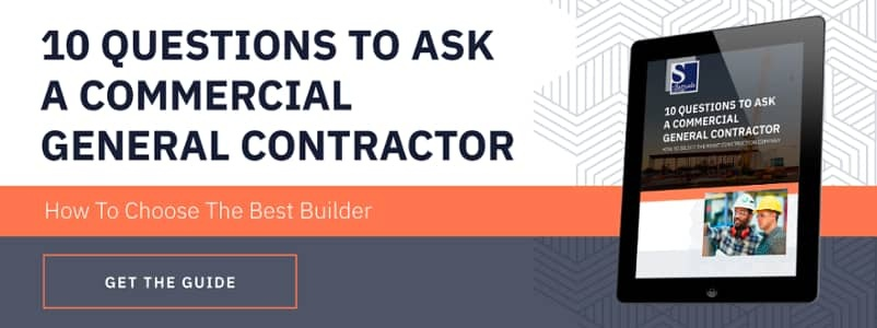 10 questions to ask a commercial general contractor