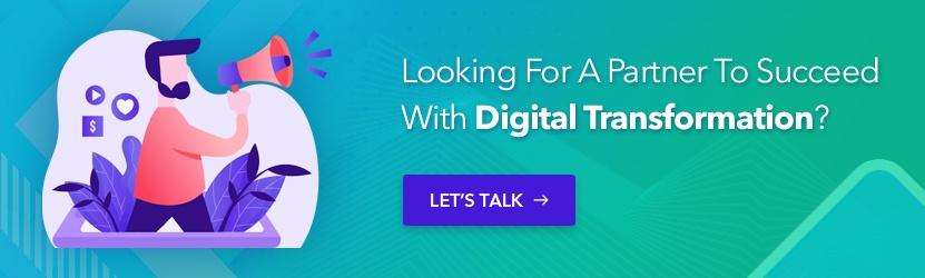 digital transformation - application modernization
