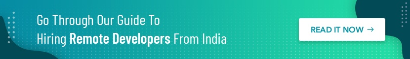 Hire remote developers from India