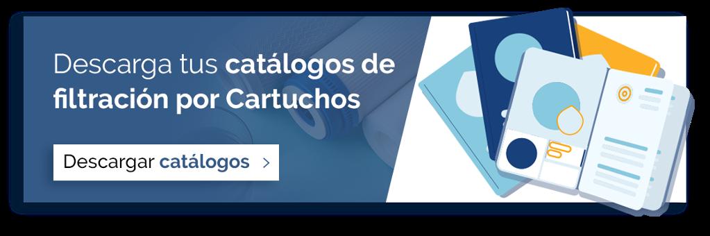 Descargar catálogos de filtración por cartuchos