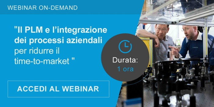 Webinar: PLM e time-to-market