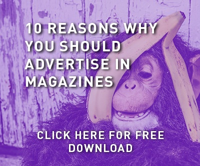 10 Reasons You Should Advertise in Magazines