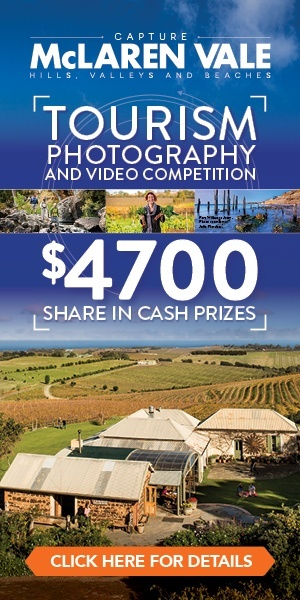 McLaren Vale Tourism Photography and Video Competition