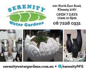 Serenity Water Gardens