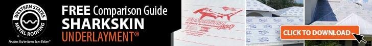 Sharkskin Underlayment Comparison Guide